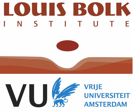 Louis Bold & VU Logo